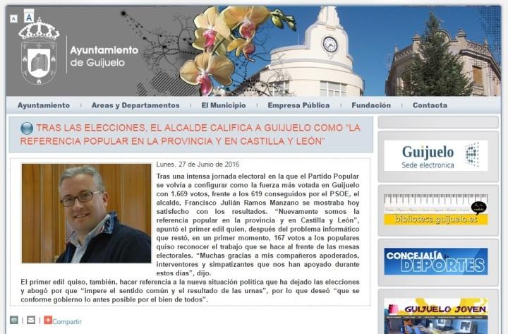 Web Guijuelo