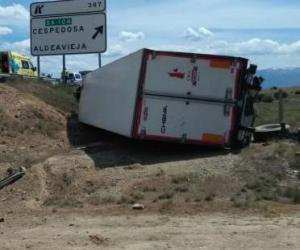 camion guijuelo
